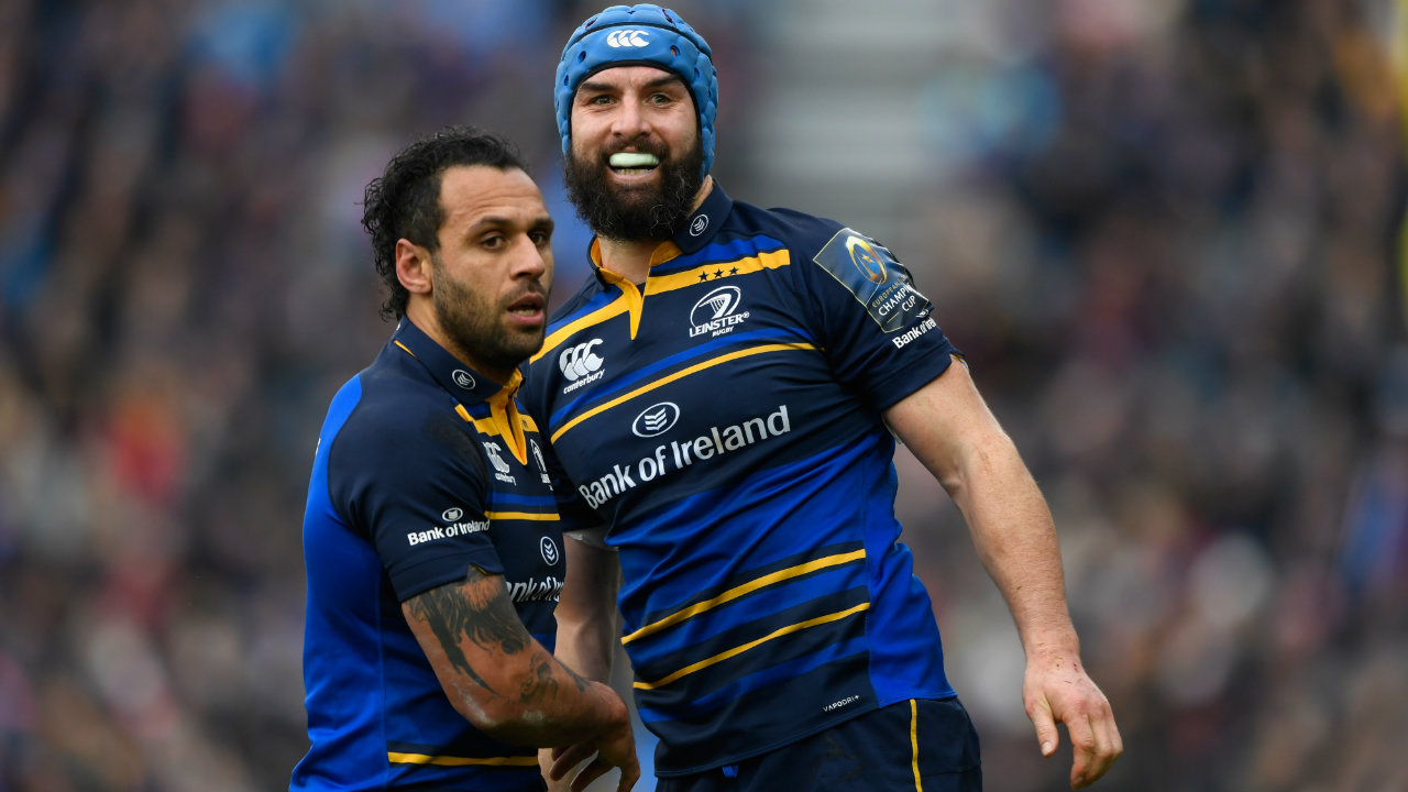 Former Wallaby Scott Fardy re-signs with Leinster, ruling out Rugby World Cup