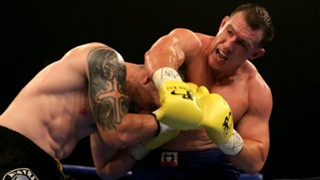 #Paul Gallen boxing