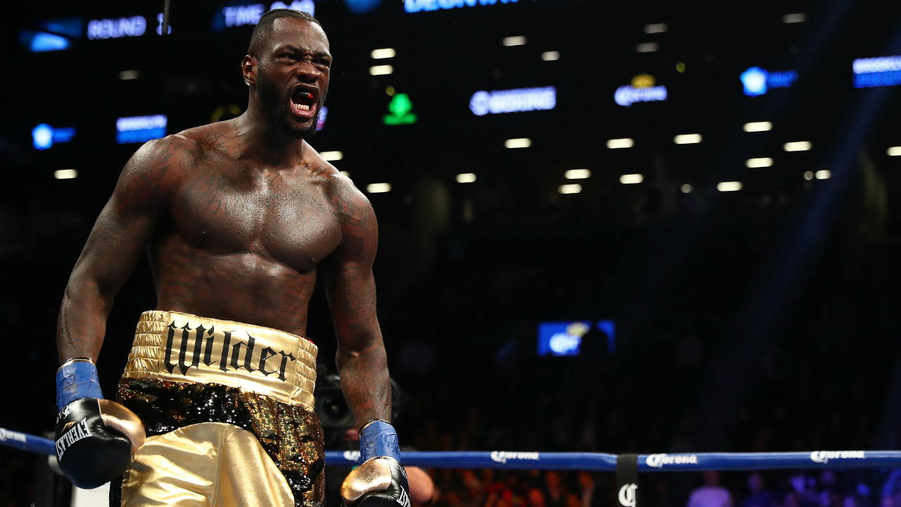 Deontay Wilder: Anthony Joshua Vs Joseph Parker: When, Where And How To