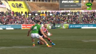 James Tedesco try assist