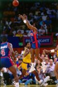 1988 NBA Finals - Game 6: Isiah Thomas' performance against Lakers on injured ankle
