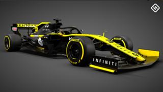 Renault F1 2019 SN