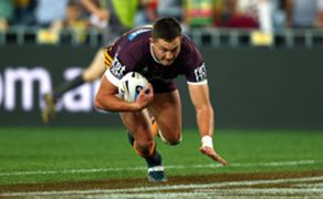 Corey Oates (6.5/10) – Scored a long distance try and did all that wasn't expected of him in his first GF