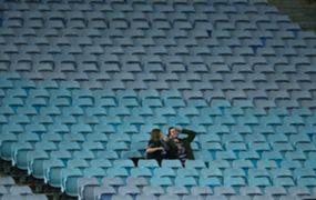 NRL crowds