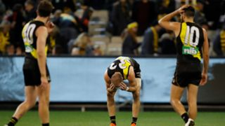 Richmond preliminary final loss