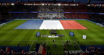 PSG v Troyes, Parc de Princes