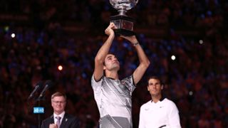 Roger Federer 2017
