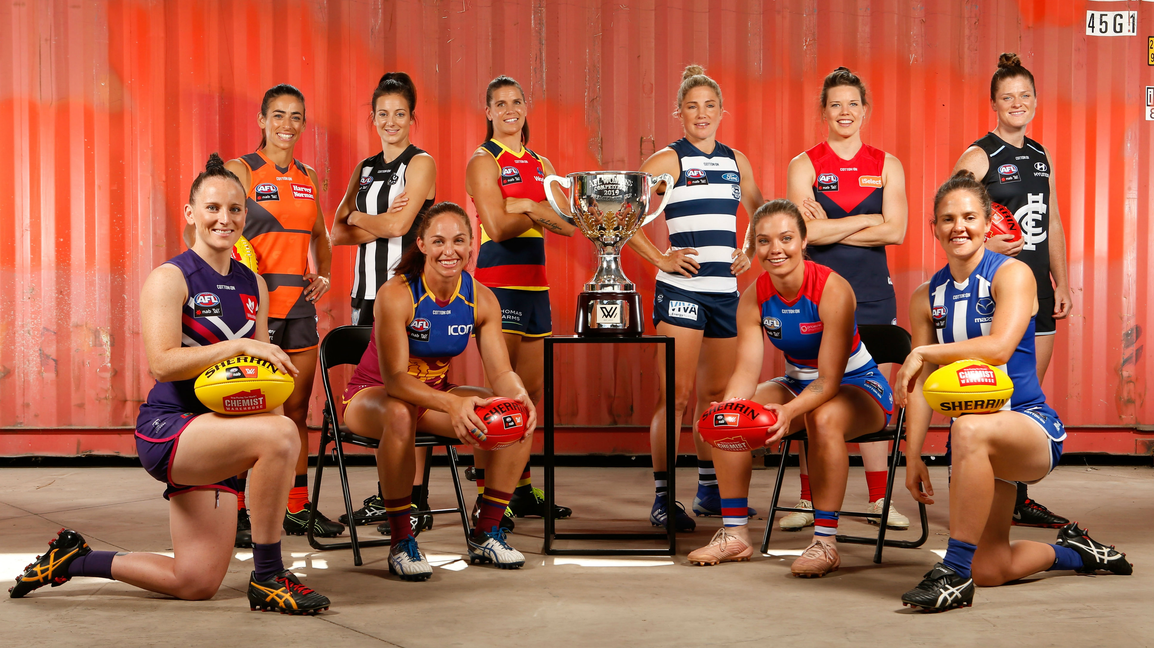 AFLW 2019: Live scores, fixtures, teams, how to watch | Sporting News