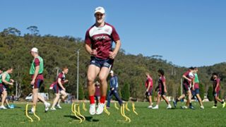 #Daly Cherry Evans Manly Training