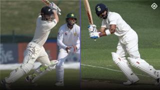 Kane Williamson Virat Kohli