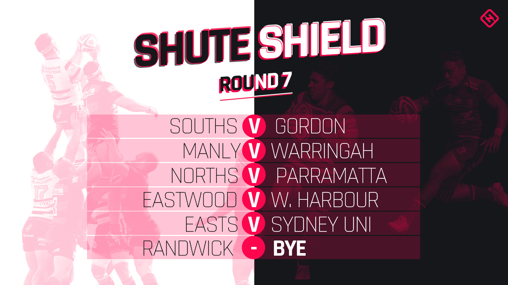 club rugby round seven fixtures