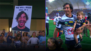#johnathan thurston tribute