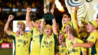 Aussies celebrate