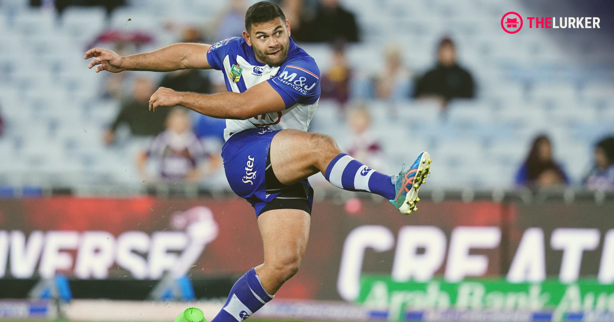 The NRL Lurker: Rhyse Martin's fitness levels the cause of Bulldogs snubbing