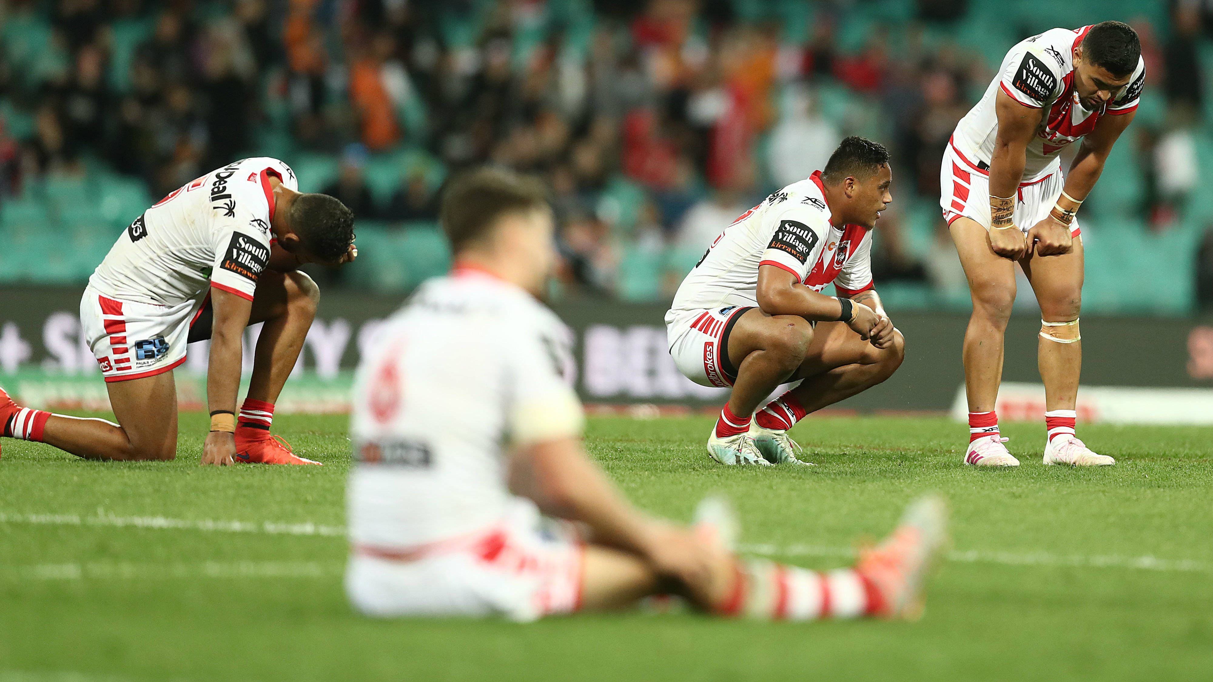 Andrew Johns and Brad Fittler weigh in on struggling St George Illawarra Dragons ahead of Phil Gould review