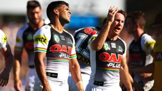 Tyrone Peachey and James Maloney