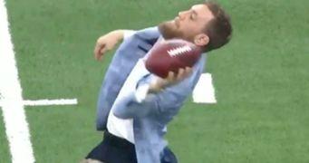 Conor McGregor football
