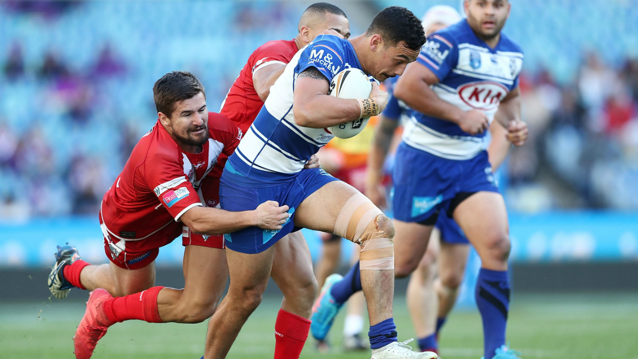 Canterbury Bulldogs finalise NRL squad after elevation of talented centre Morgan Harper
