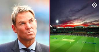 #Warne/Adelaide Oval
