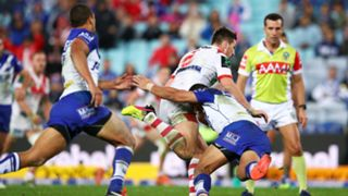 Canterbury Bulldogs Dragons