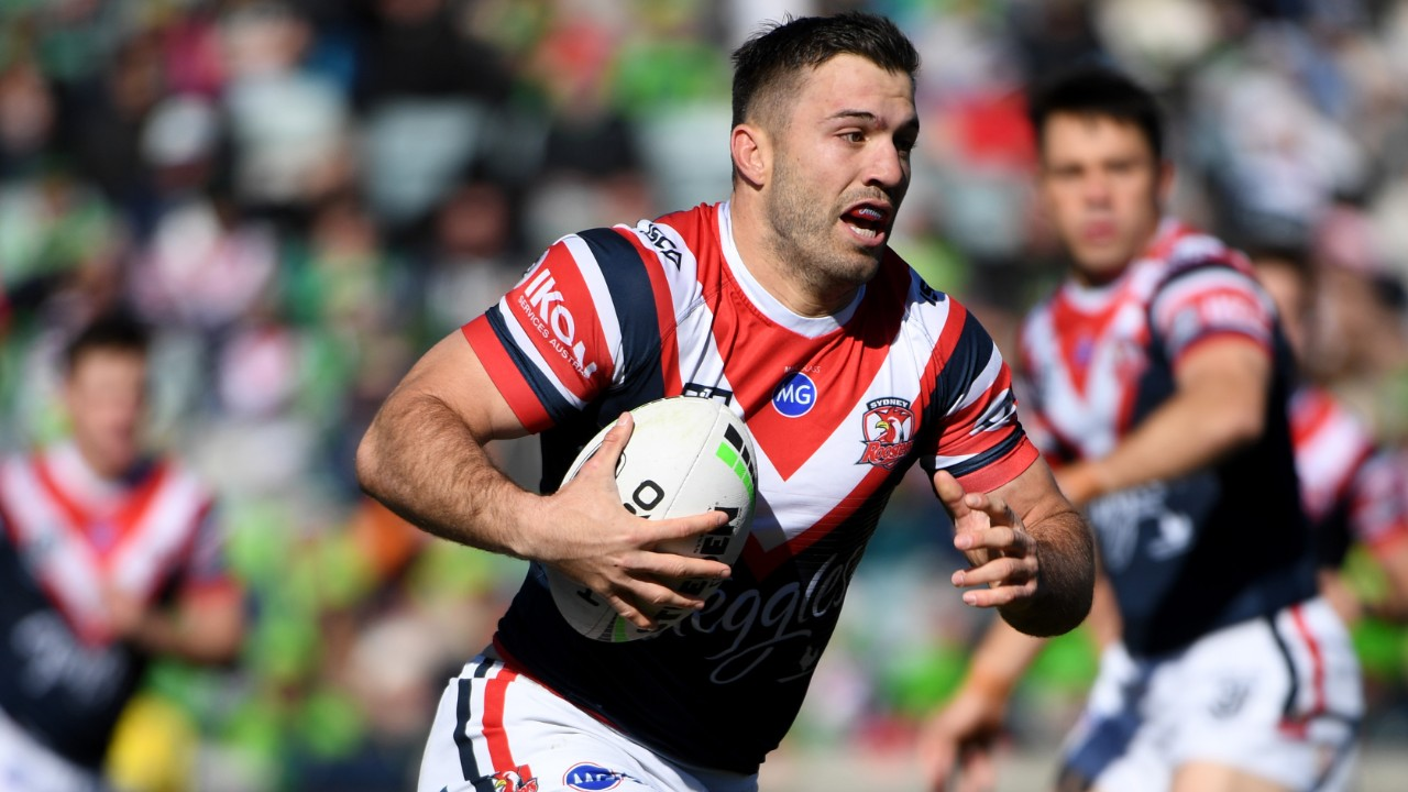 Sydney Roosters superstar James Tedesco part of NRL Integrity Unit investigation, reports