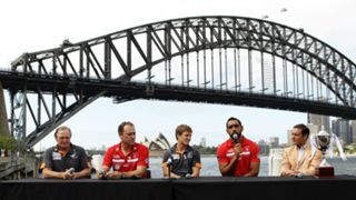 #Sydney Derby Battle of the Bridge