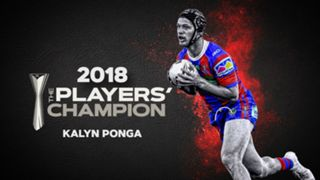 #RLPA awards Kalyn Ponga