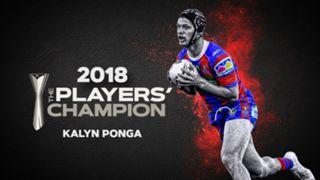 #RLPA awards Kalyn Ponga