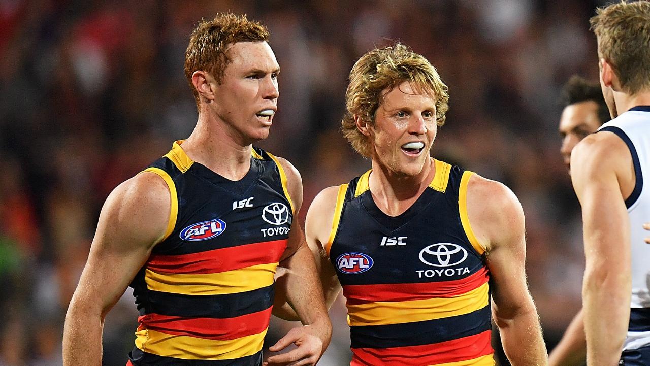 #Tom Lynch Rory Sloane Adelaide Crows
