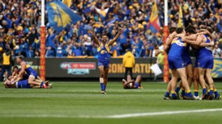 West Coast Eagles AFL grand final