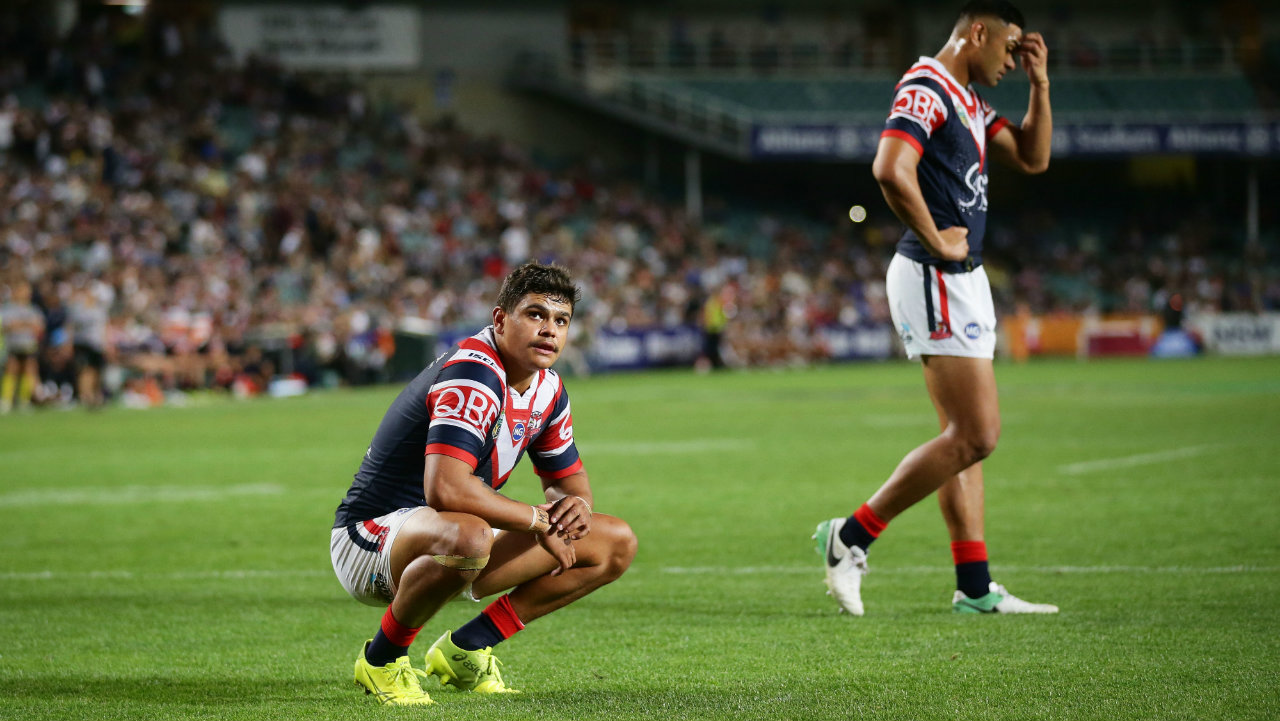 Sydney Roosters star Latrell Mitchell accused of dummy ...