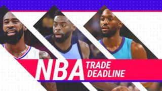 #NBA Trade deadline