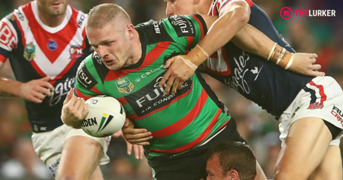 George Burgess The Lurker Rabbitohs