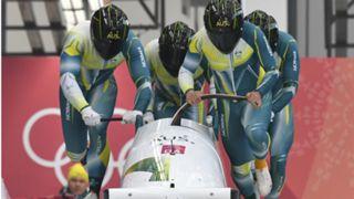 #Australian bobsleigh