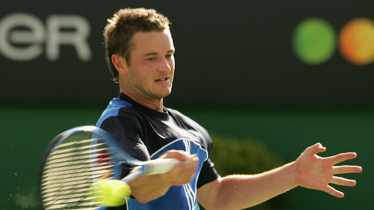 Ex-Wimbledon junior champion Todd Reid dies at age 34