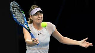 #Maria Sharapova