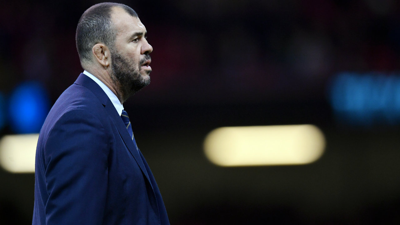 Rugby Australia board set to determine Michael Cheika's fate as Wallabies coach