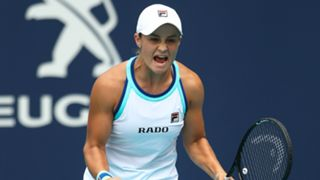 Ash Barty Miami Open