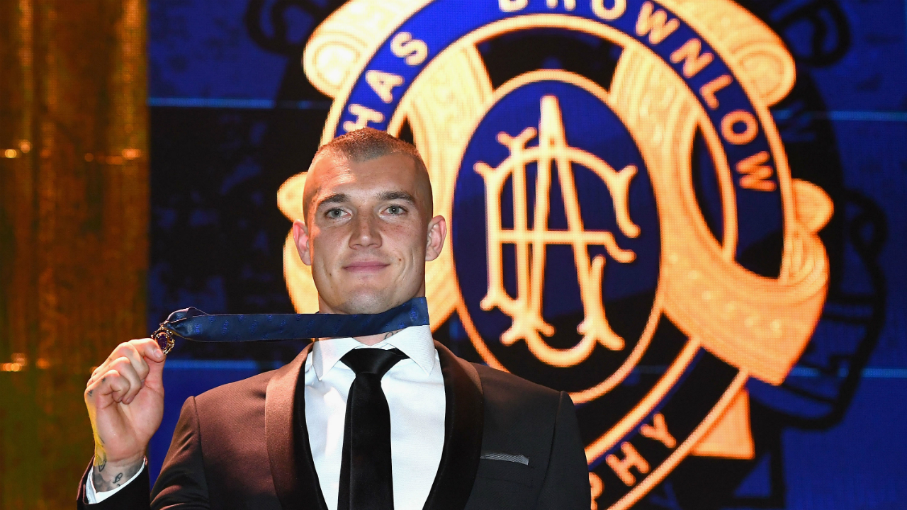 brownlow medal 2018 - photo #4