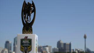 #NRL trophy