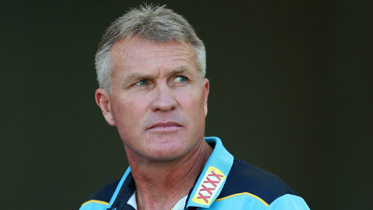Gold Coast coach Garth Brennan not stressing over Titans' lack of tries