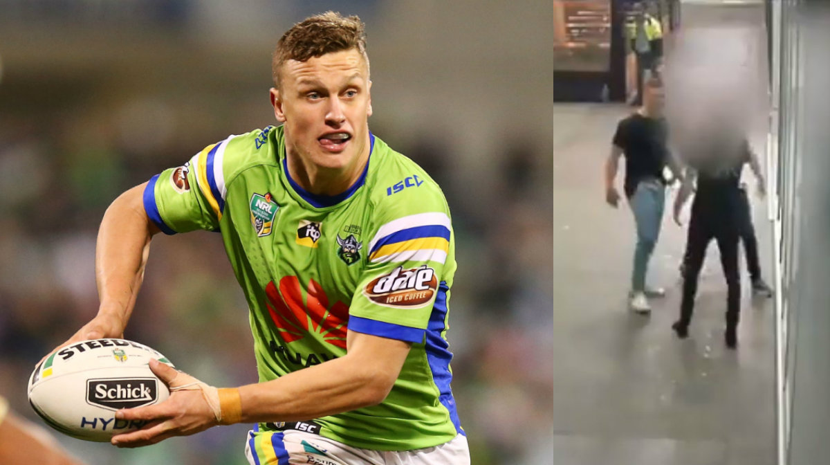 Jack Wighton won't receive additional sanction from NRL, confirms Todd Greenberg