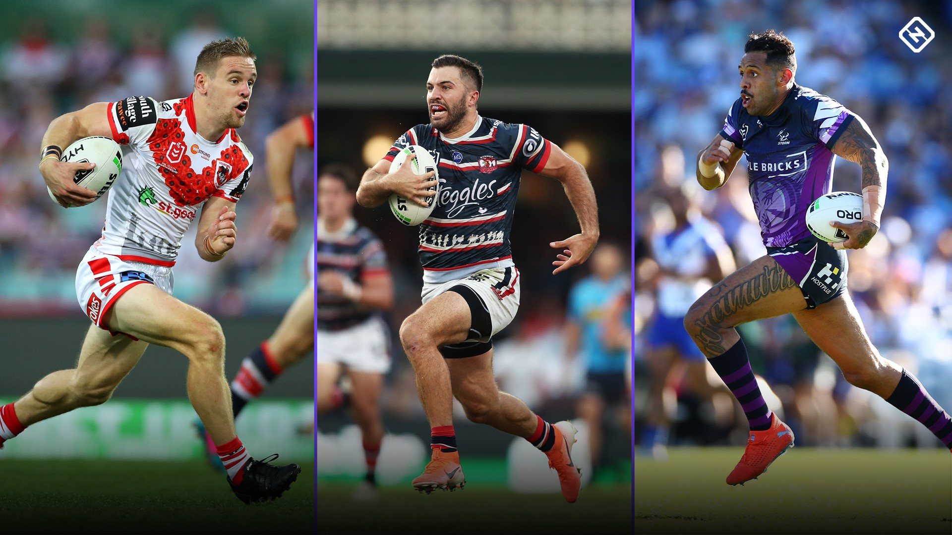 NRL 2019: Top 10 tries of from the 2019 NRL season