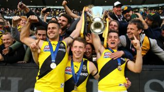 #Dylan Grimes Jack Graham Jason Castagna Richmond Tigers 2017 premiership grand final