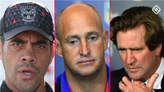 # NRL Coaches