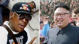 #Dennis Rodman Kim Jong Un