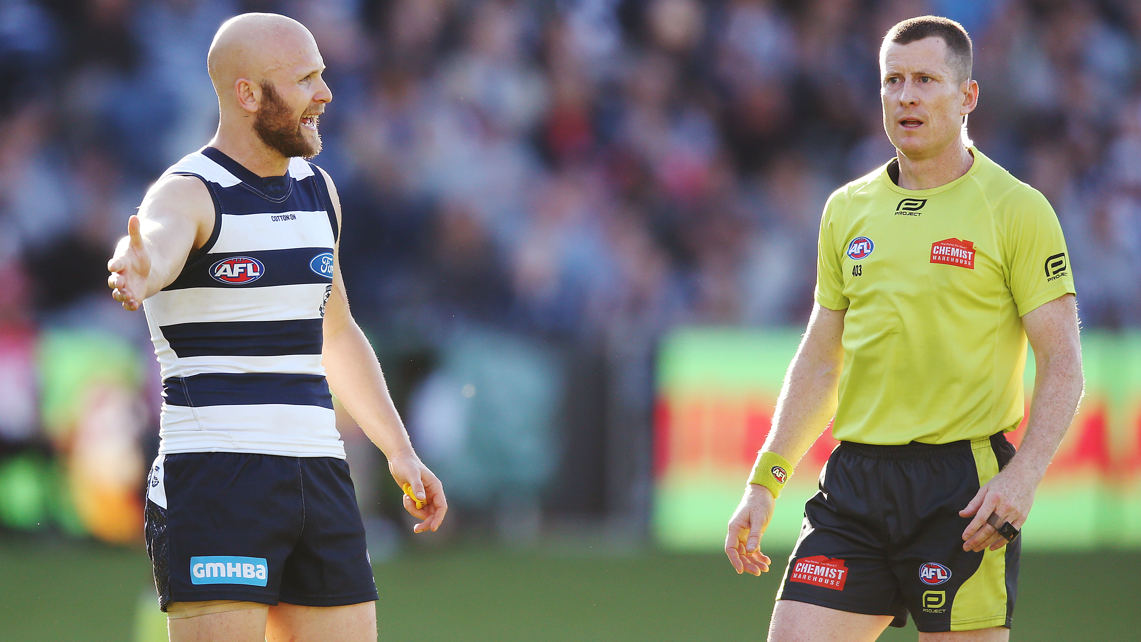 Cooney: Umpires cop nothing compared to 'horrifying' player abuse