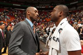 Kobe Bryant & Dwyane Wade