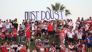 #Oust Doust