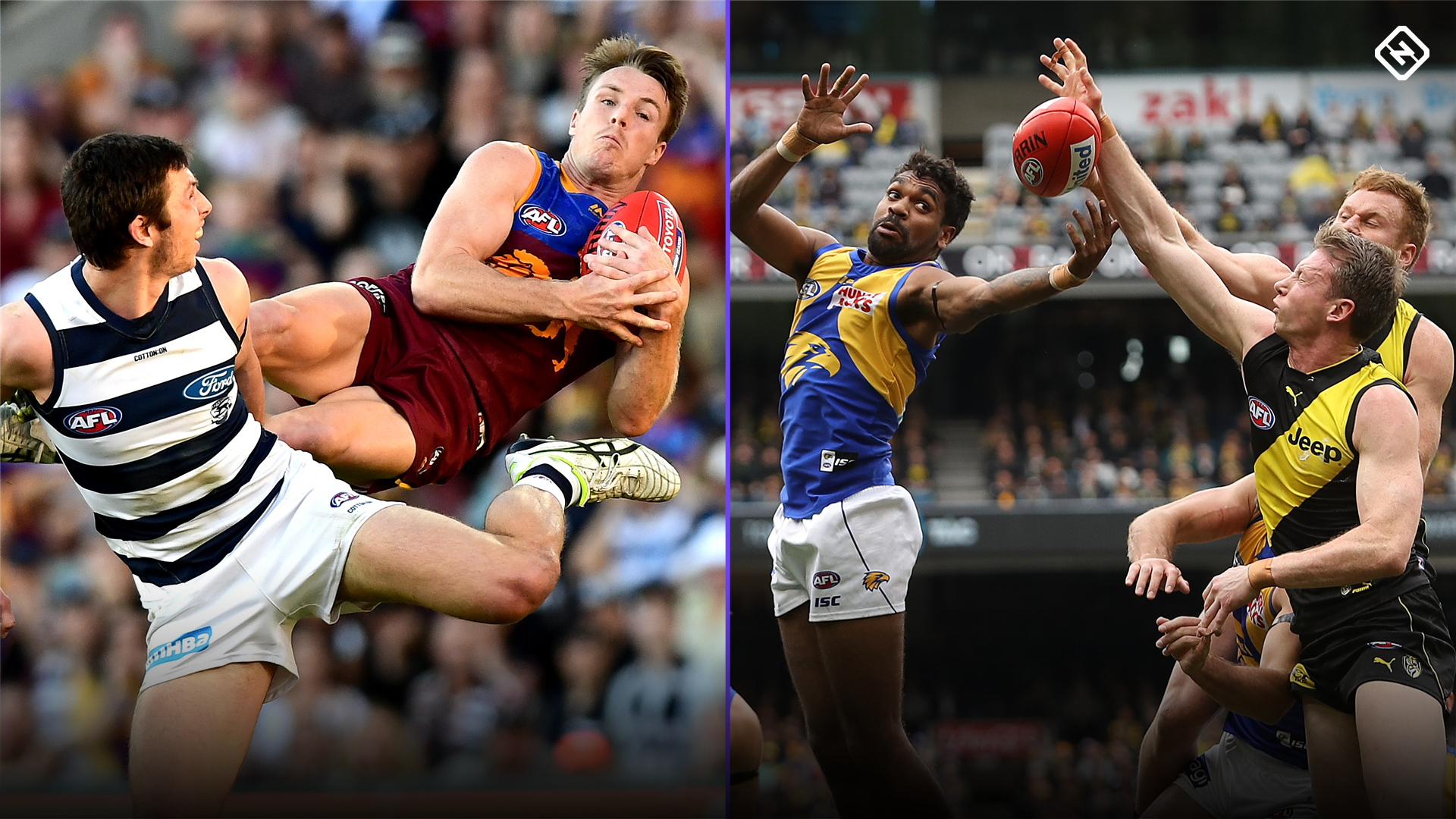 AFL 2019: Weighing up the premiership chances of the top four flag fancies